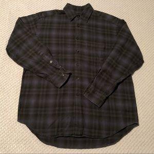 Banana Republic Cabinwear Cotton Flannel Shirt
